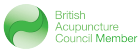 Acupuncture Torquay. British Acupuncture Council BAcC member Torbay Acupuncture Centre